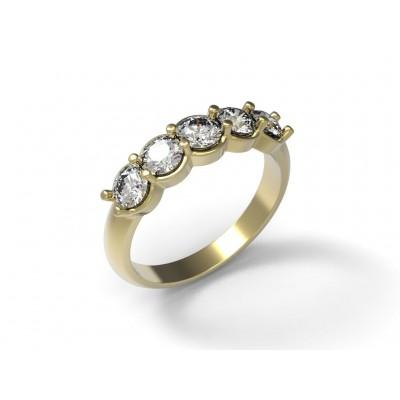 Восковка кольцо 6119