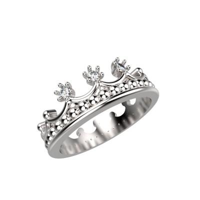 Восковка корона 6181