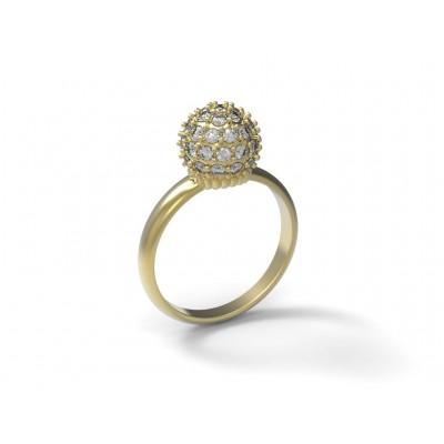 Восковка кольцо И6189