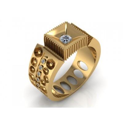Восковка кольцо 6279