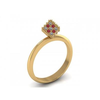 Восковка кольцо 6316