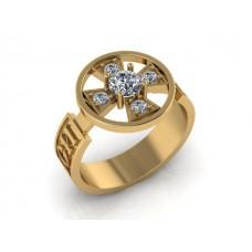 Восковка кольцо 6321
