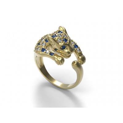 Восковка кольцо И6324