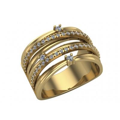 Восковка кольцо 6334