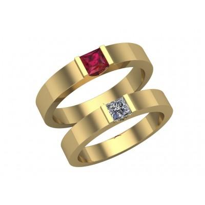 Восковка кольцо 6343