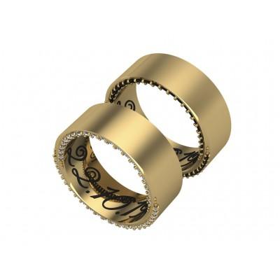 Восковка кольцо 6346