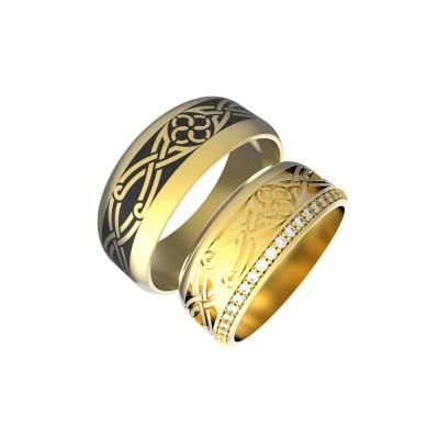 Восковка кольцо 6347