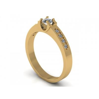Восковка кольцо 6353