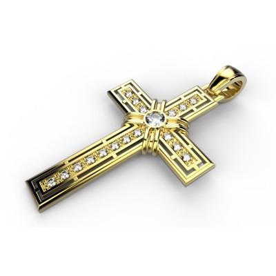 Восковка крест 6362