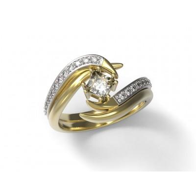 Восковка кольцо 6366