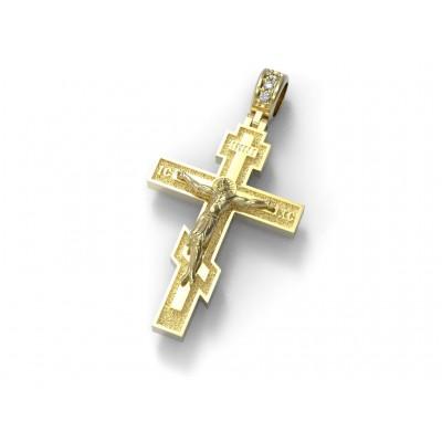 Восковка крест 6368