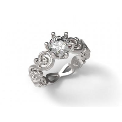 Восковка кольцо 6375