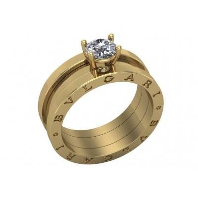 Восковка кольцо 6382