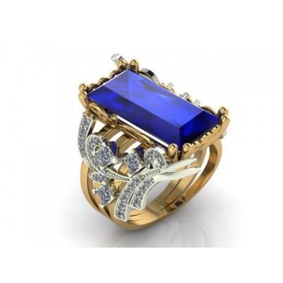 Восковка кольцо 6396