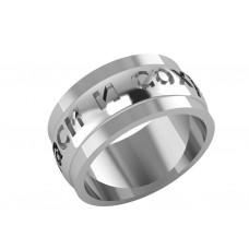 Восковка кольцо 6401