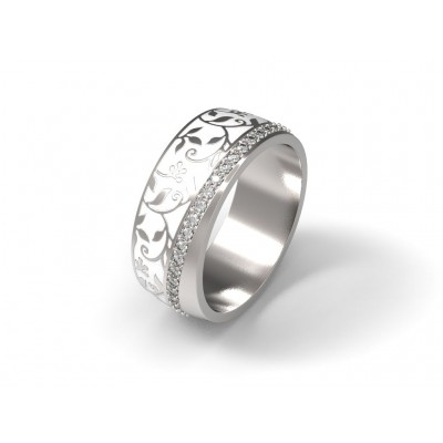 Восковка кольцо 6415