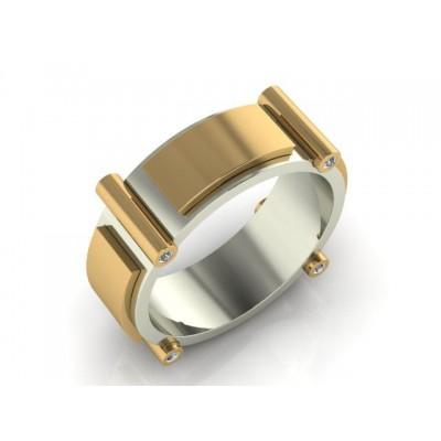 Восковка кольцо 6417