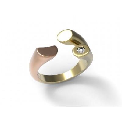 Восковка кольцо 6437