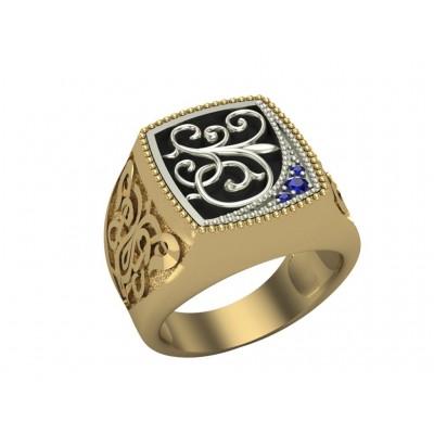 Восковка кольцо 6482