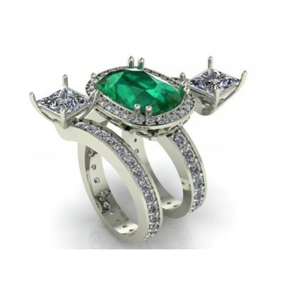 Восковка кольцо 6496