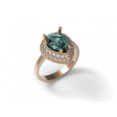 Восковка кольцо 6535