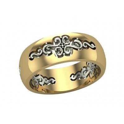 Восковка кольцо 6540