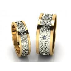 Восковка кольцо 6546
