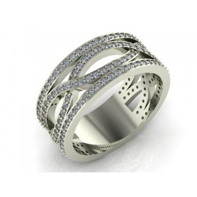 Восковка кольцо 6548