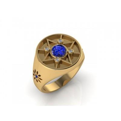 Восковка кольцо 6552