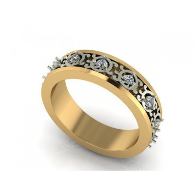 Восковка кольцо 6555