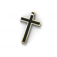 Восковка крест 6563
