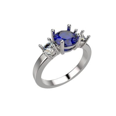 Восковка кольцо 6569