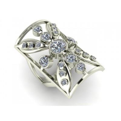 Восковка кольцо 6573