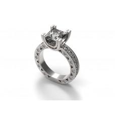Восковка кольцо 6581