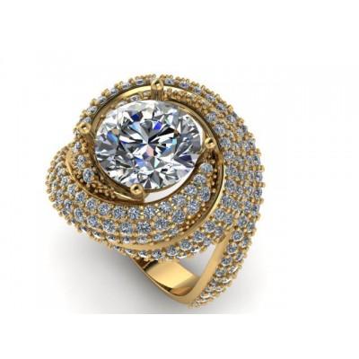Восковка кольцо 6604