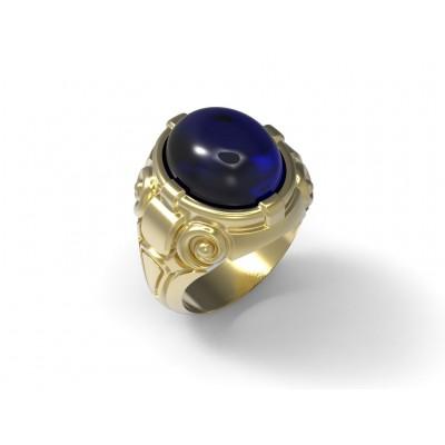 Восковка кольцо 6611