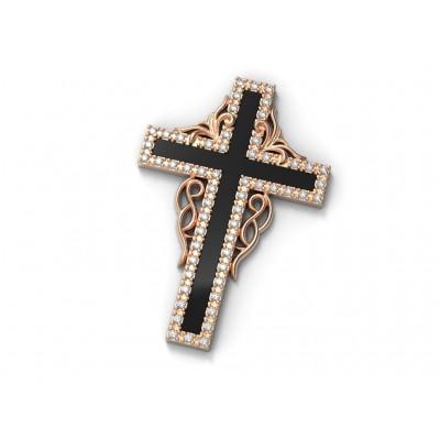 Восковка крест 6612