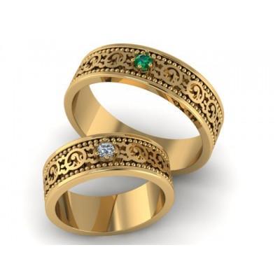 Восковка кольцо 6621