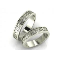 Восковка кольцо 6629