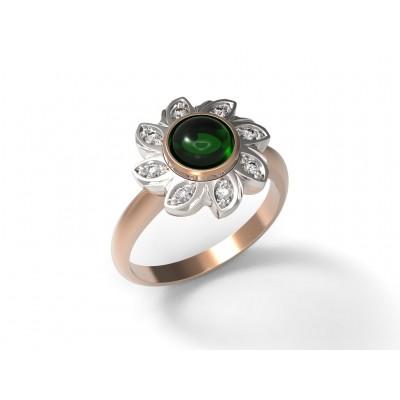 Восковка кольцо 6633