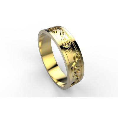 Восковка кольцо 6659