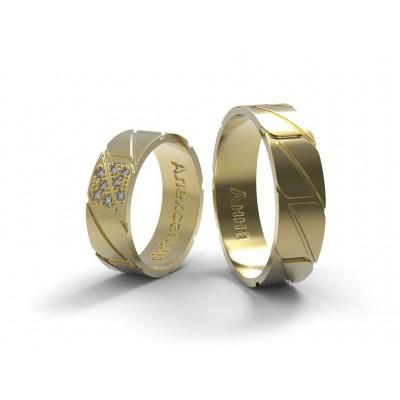 Восковка кольцо 6661