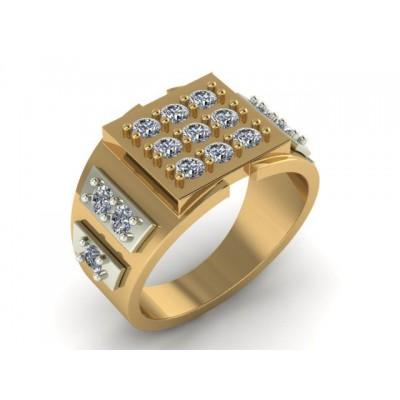 Восковка кольцо 6669