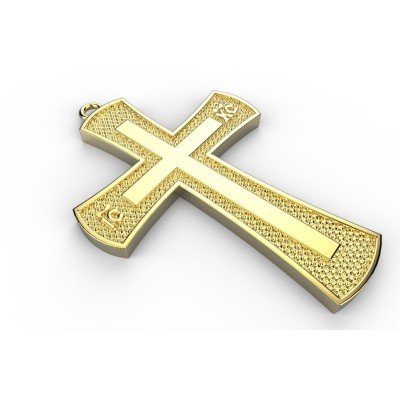 Восковка крест 6672