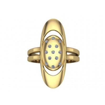 Восковка кольцо 6673