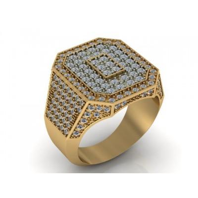 Восковка кольцо 6694