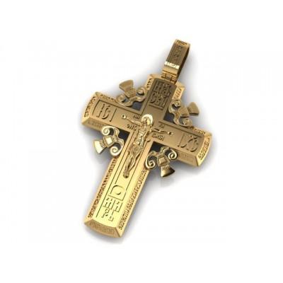 Восковка крест 6705