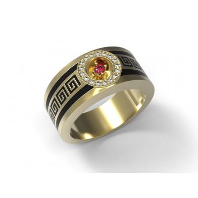 Восковка кольцо 6706