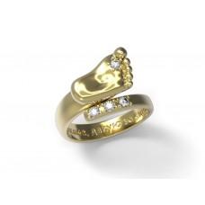 Восковка кольцо 6708