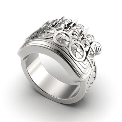 Восковка кольцо И6722